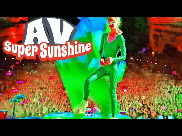 "AV Super Sunshine ""I Am Alien"" (Dance Remix)"