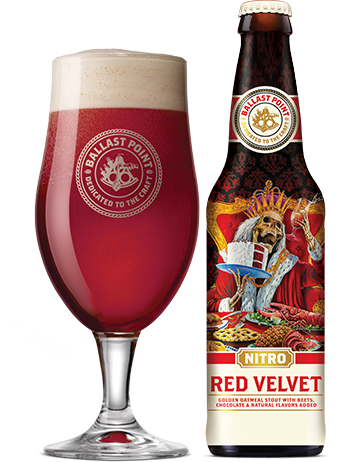 Red Velvet – Nitro (Ballast Point)