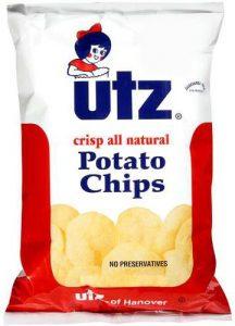 Utz gives plenty of options.