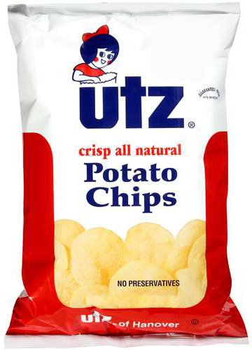 Utz gives plenty of options.