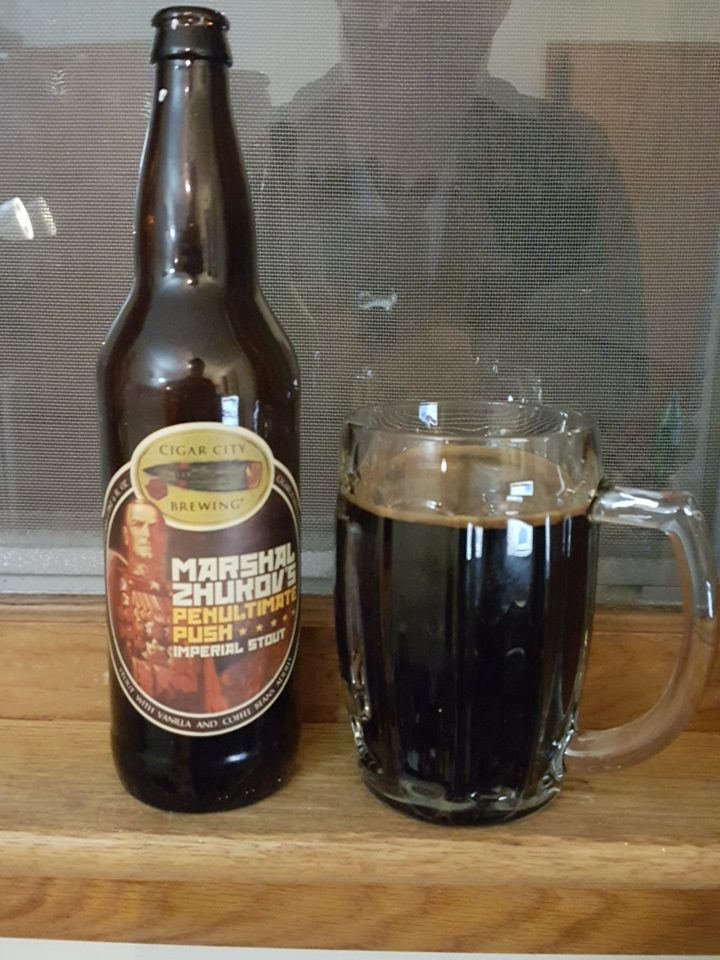 Marshal Zhukov's Penultimate Push (Cigar City Brewing)