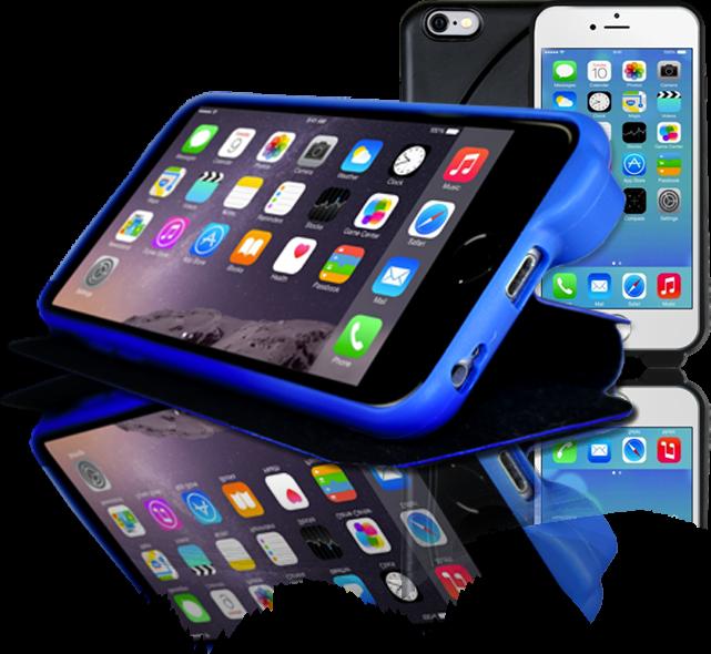 The Goze cellphone case takes damage in stride