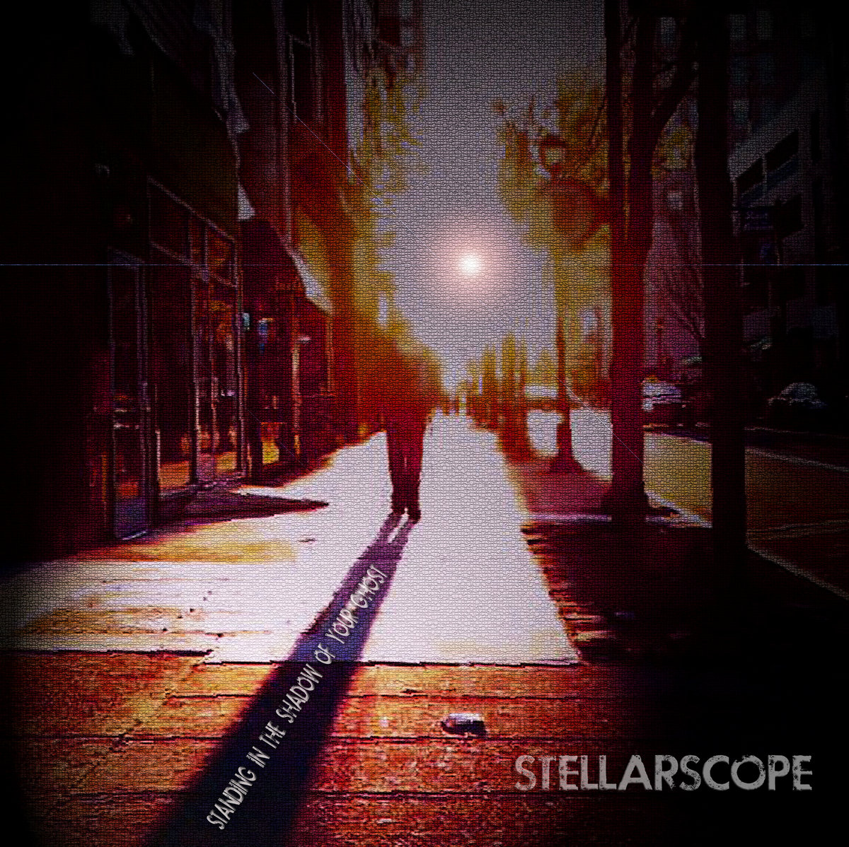 """Stellarscope - """"Standing In The Shadow Of Your Ghost"""""""