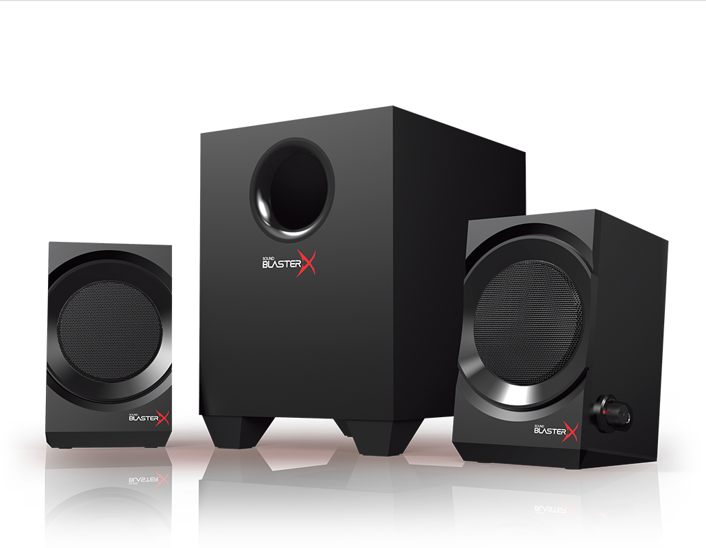 Sound BlasterX Kratos S3, the perfect intro speakers