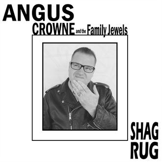 Angus Crowne and the Family Jewels - Shag Rug