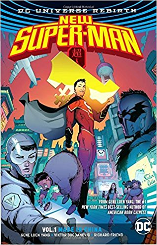 New Super-Man: Volume 1 (DC Comics)