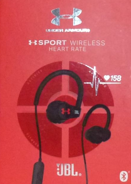 Under Armour Sport Wireless Heart Rate headphones a good buy