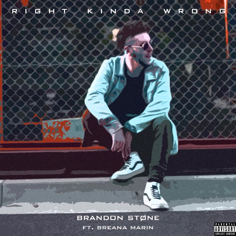 Brandon Stone - Right Kinda Wrong (feat. Breana Marin)