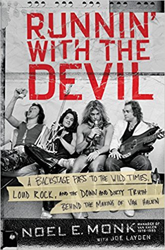 Runnin' With The Devil: A Backstage Pass to the Wild Times
