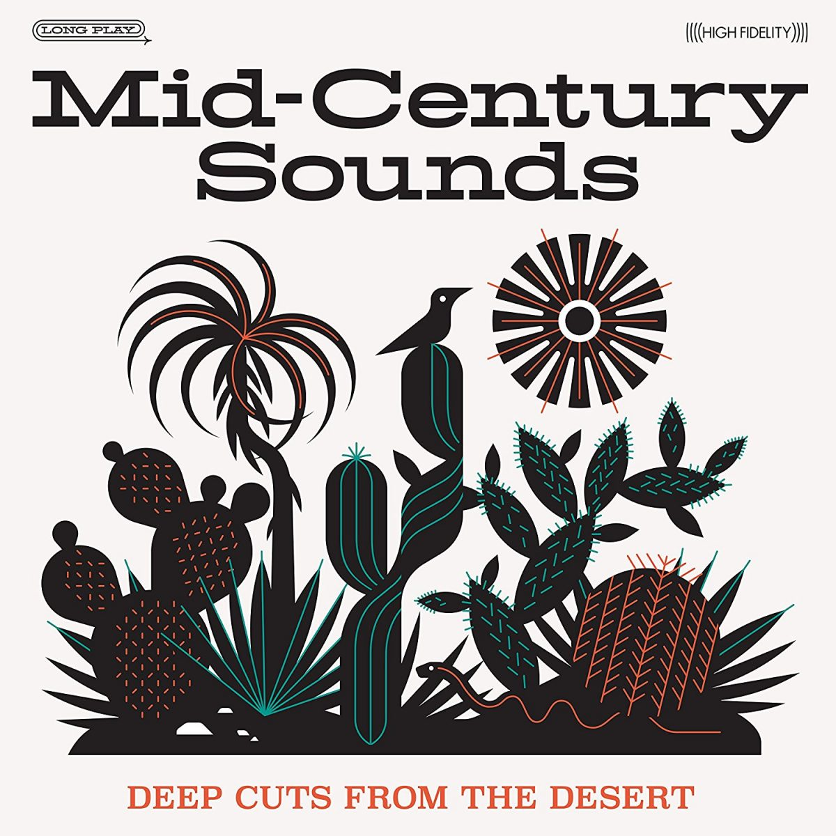 Various Artists – Mid-Century Sounds: Deep Cuts From the Desert