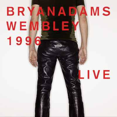 Bryan Adams – Wembley Live 1996 (2CD)
