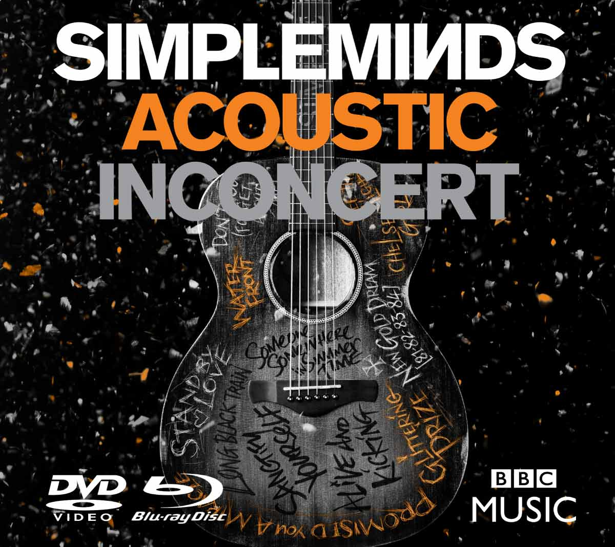 Simple Minds – Acoustic In Concert (DVD/CD)