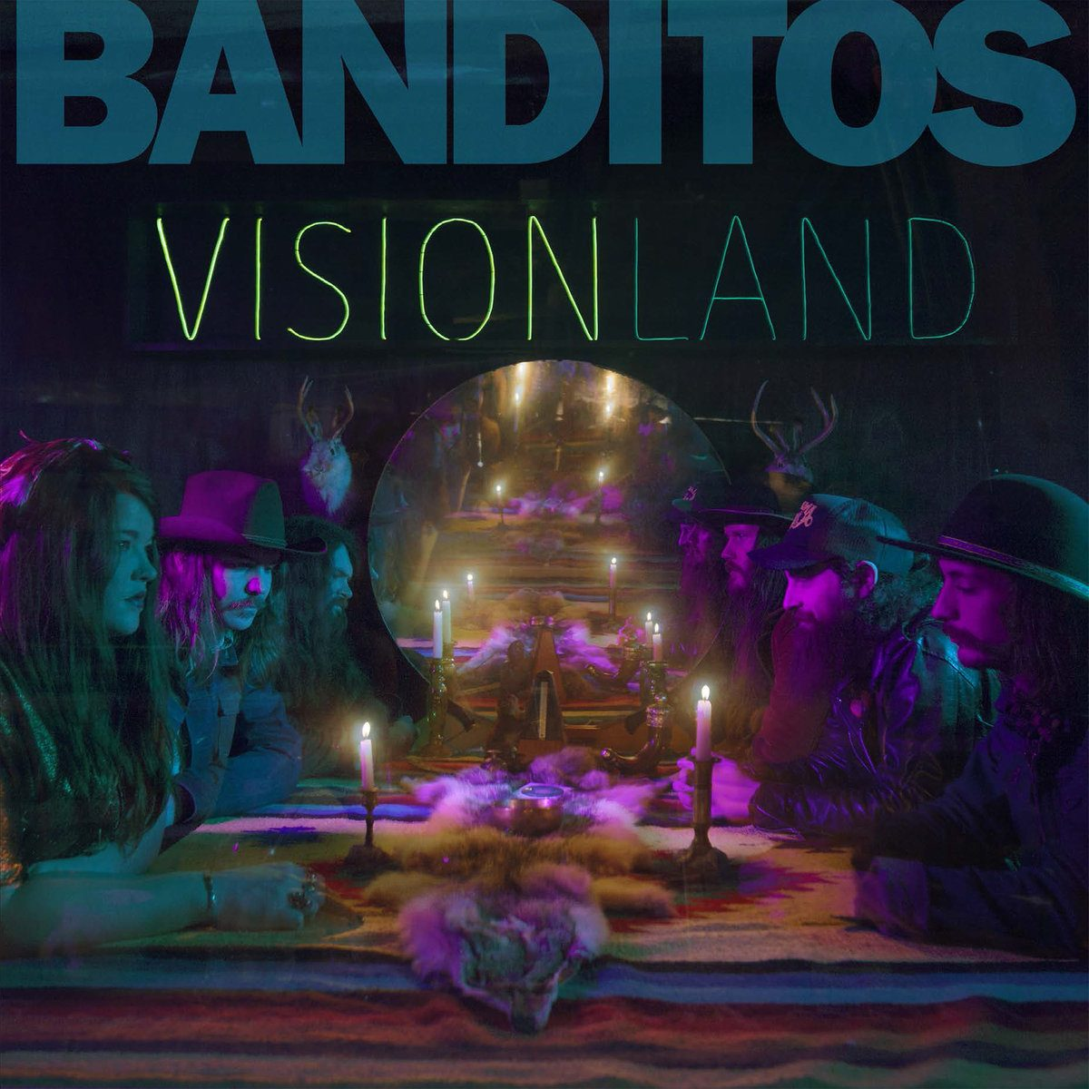 Banditos – Visonland (CD)