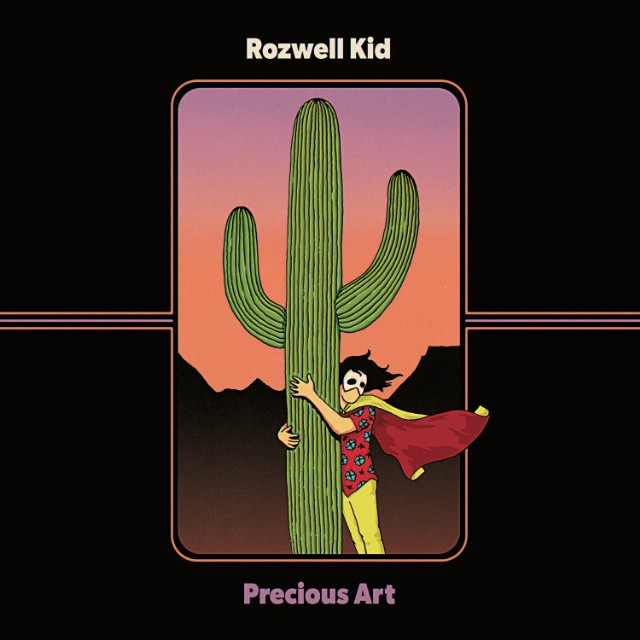 Rozwell Kid – Precious Art (CD)