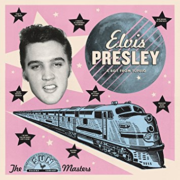 Elvis Presley – A Boy From Tupelo: The Sun Masters (Vinyl)