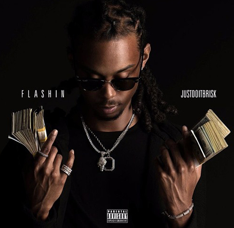 "justdoitBRISK ""Flashin'"""