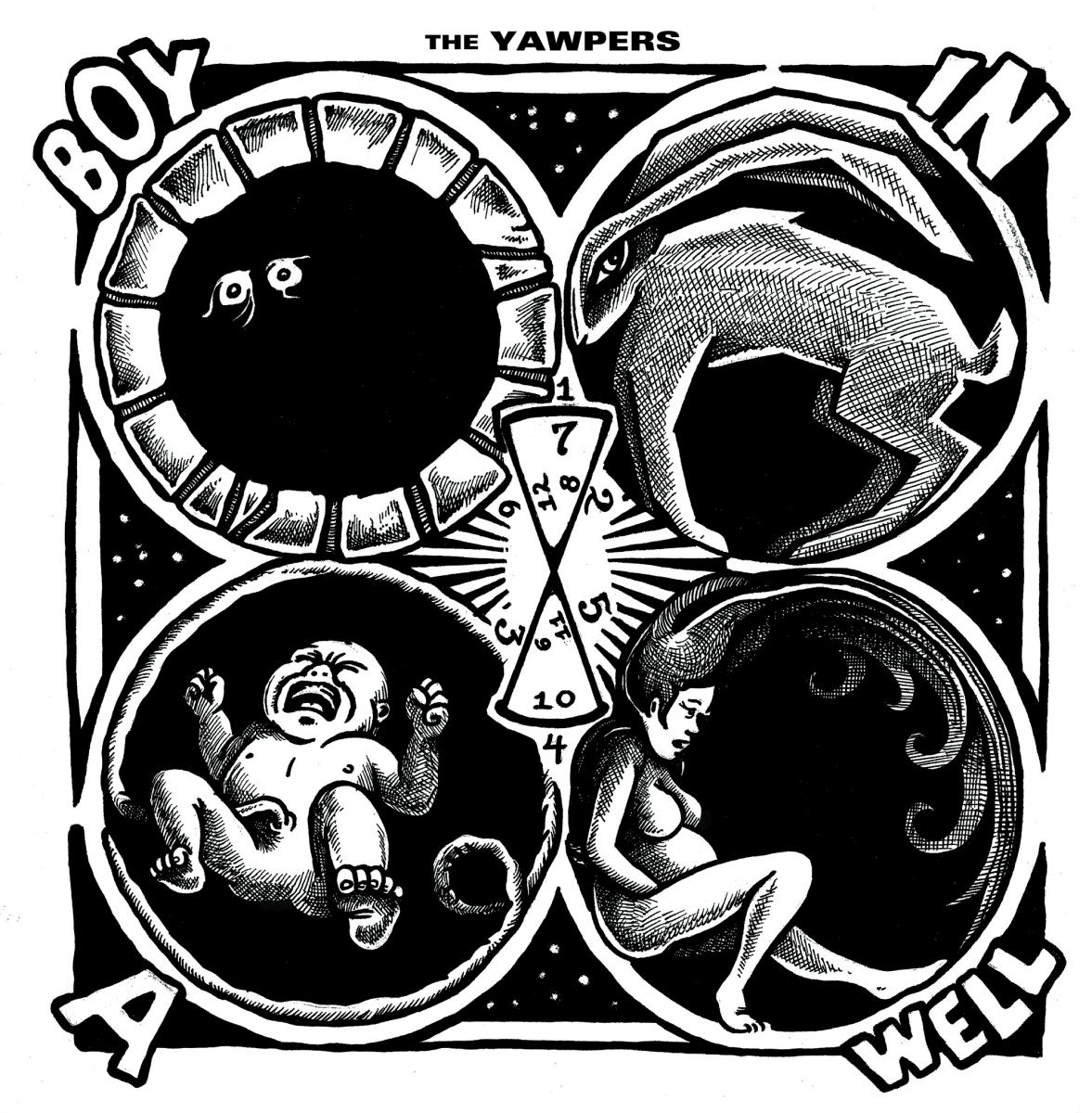 The Yawpers – Boy in a Well (CD)
