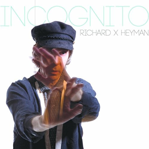 Richard X. Heyman – Incognito (CD)