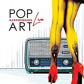 The Raspberries – Pop Art Live (CD)