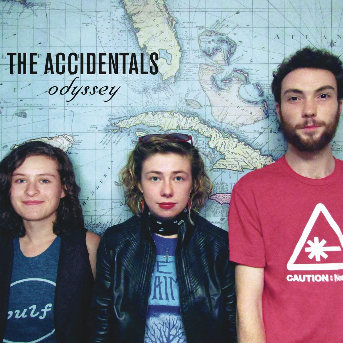 The Accidentals – Odyssey (CD)
