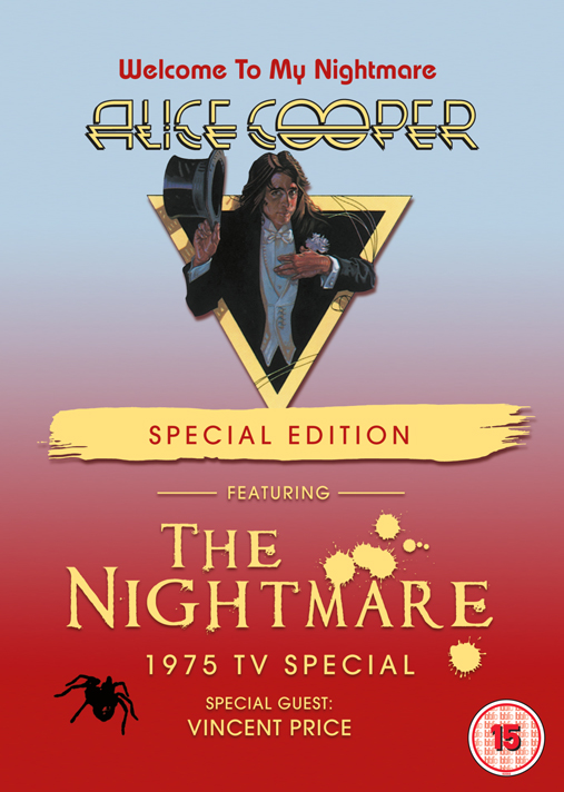 Alice Cooper – Welcome to My Nightmare Special Edition (DVD)