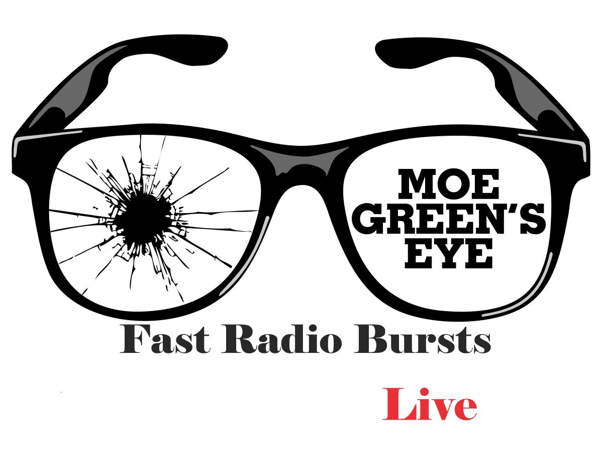 Moe Green's Eye - Fast Radio Burst Live EP