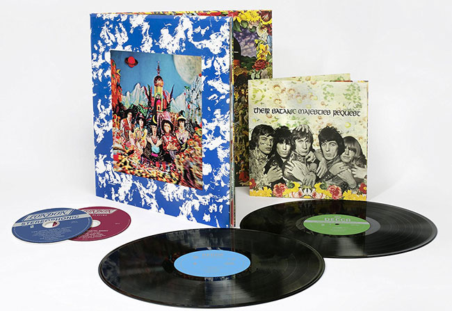 The Rolling Stones – Their Satanic Majesties Request 50th Anniversary Special Edition (Double Vinyl/Double SACD)