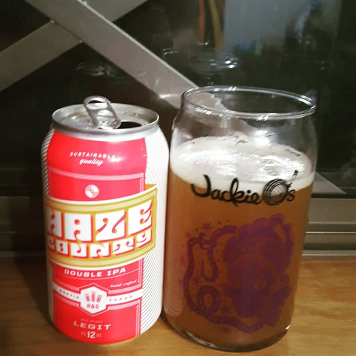 Haze County (Double IPA)