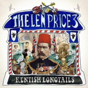 The Len Price 3 – Kentish Longtails (CD)