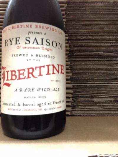 Rye Saison (Libertine)