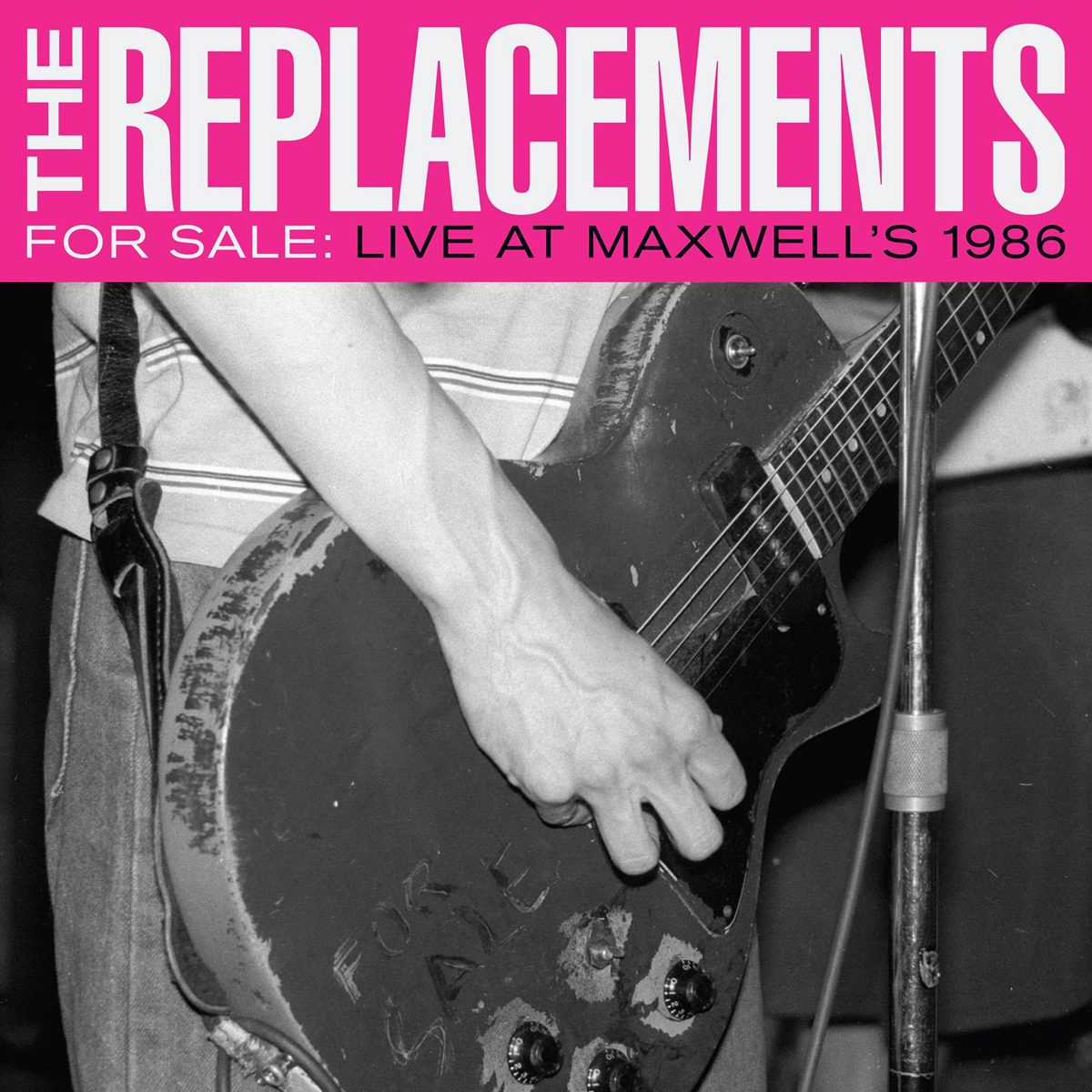 The Replacements – For Sale: Live at Maxwell's 1986 (CD)