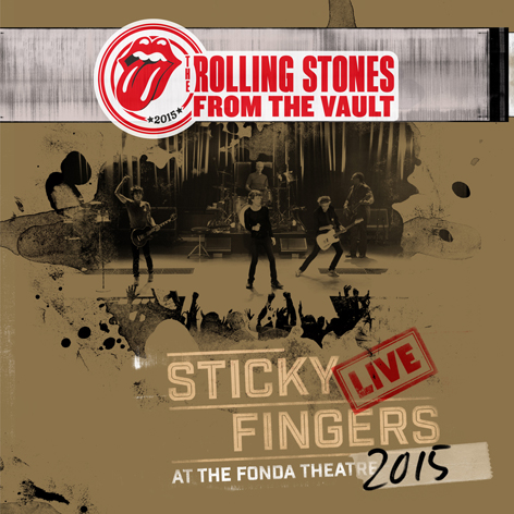 The Rolling Stones – From The Vault: Sticky Fingers Live