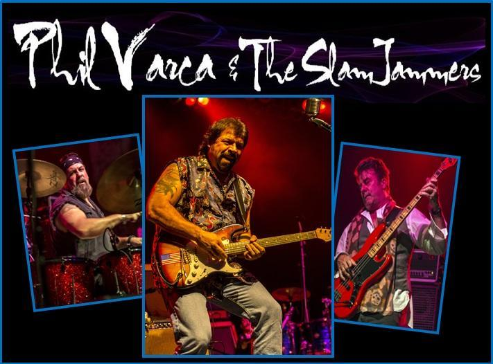 Phil Varca & The SlamJammers – Cash / Don't Push Me