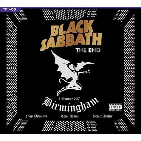 Black Sabbath – The End (DVD + CD)