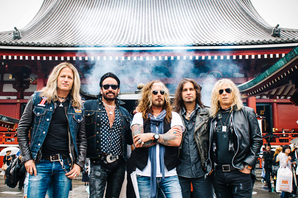 "The Dead Daisies ""She Always Gets Her Way (All The Same)"""