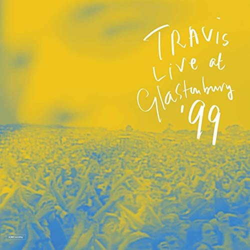 Travis – Live At Glastonbury '99 (CD)
