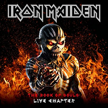 Iron Maiden – Book of Souls: Live Chapter