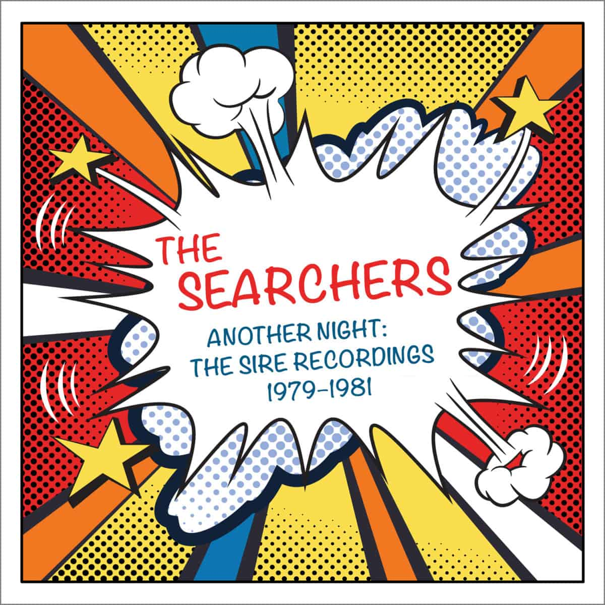 The Searchers – Another Night: The Sire Recordings 1979-1981 (CD)
