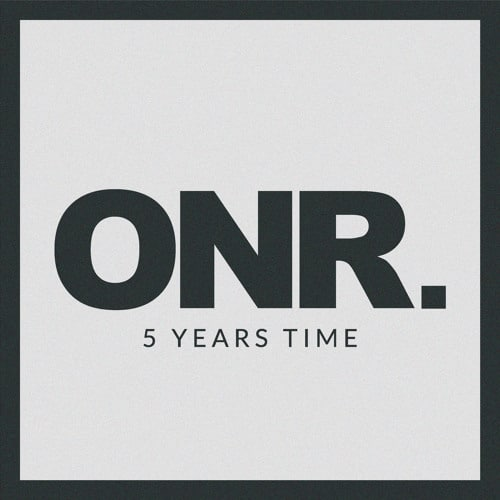 Onr. – 5 Years Time
