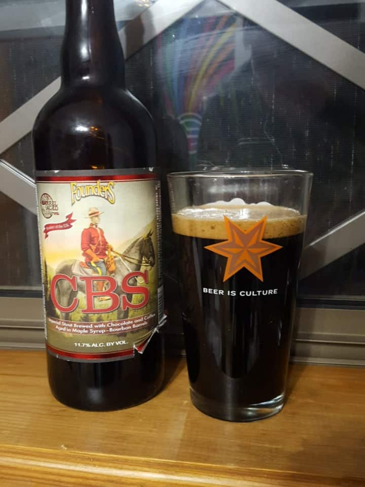 2017 Canadian Breakfast Stout (Founders)