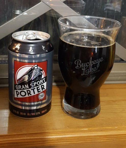 Gran Sport Porter (COOP Ale Works)
