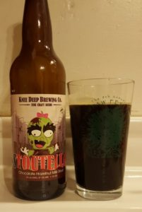 Stoutella | Knee Deep Brewing Company