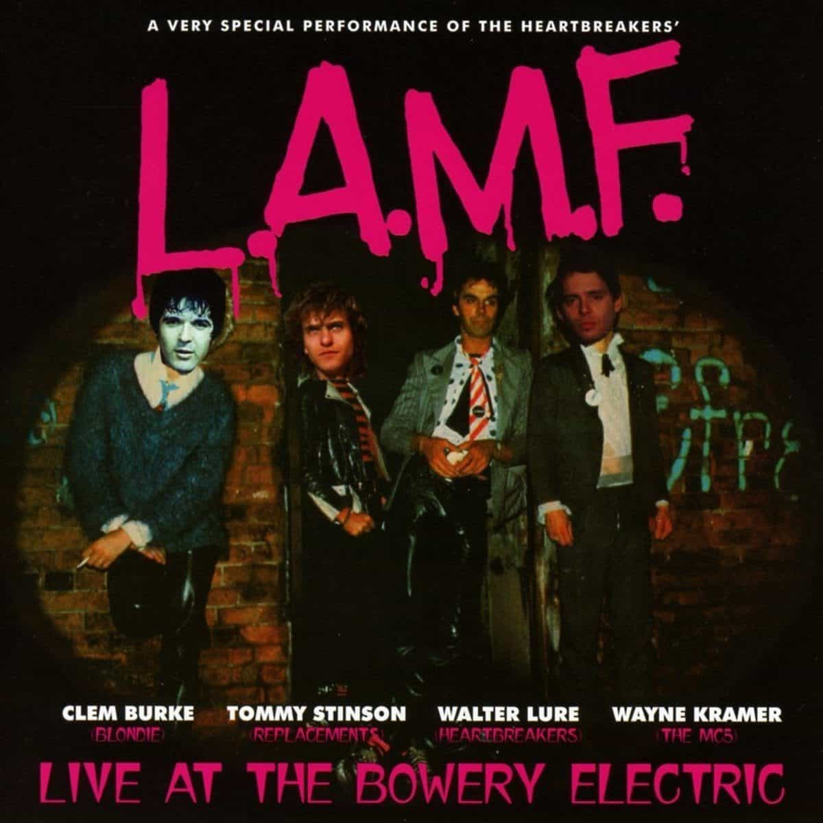 L.A.M.F. – Live at the Bowery Electric (DVD)