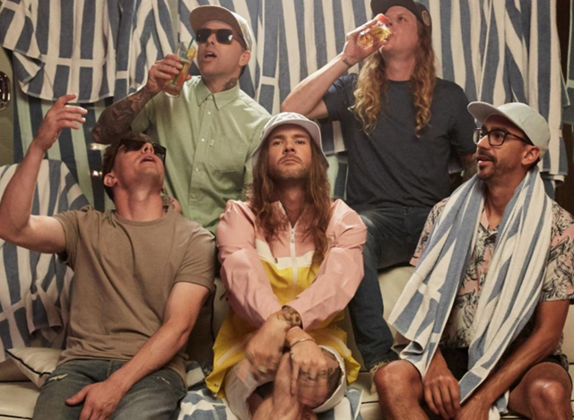 """Dirty Heads """"Celebrate"""" Ft. The Unlikely Candidates"""