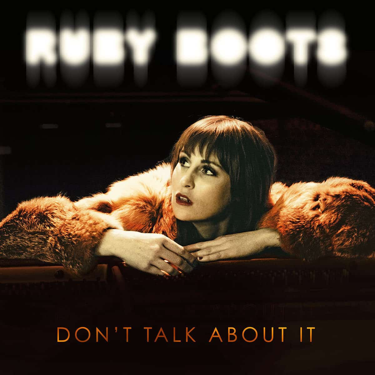 Ruby Boots – Don't Talk About It (CD)