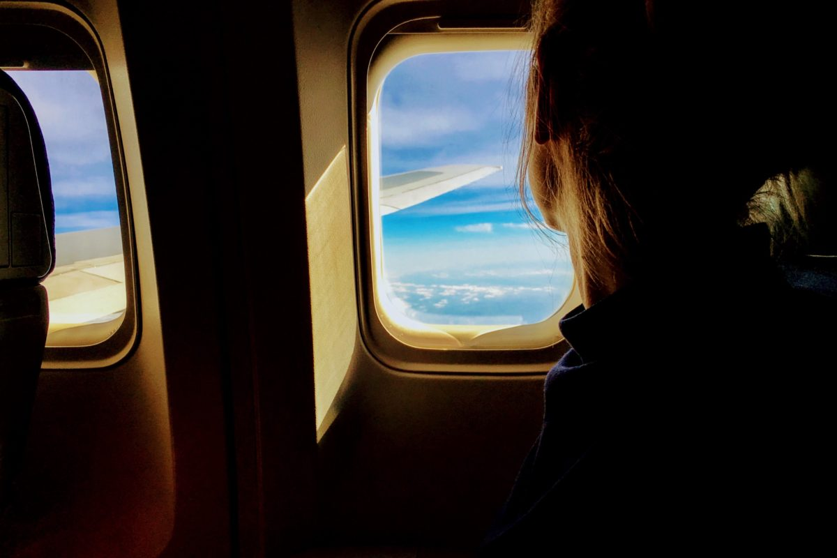 The Everyday And The Wonderful Ways Of Curbing Flight Boredom