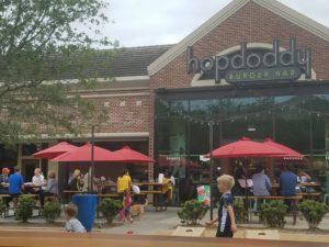 Hopdoddy Burger Bar in Houston, TX