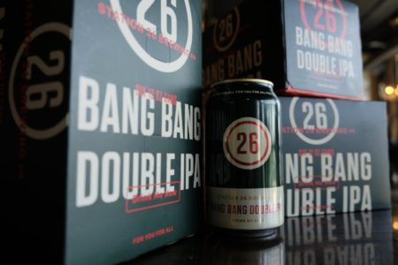 "Station 26 Releases ""Bang Bang"" in cans"