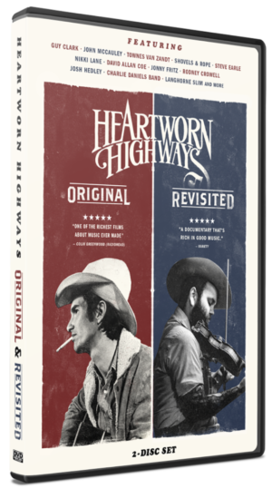 Heartworn Highways; Heartworn Highways Revisited (DVD)