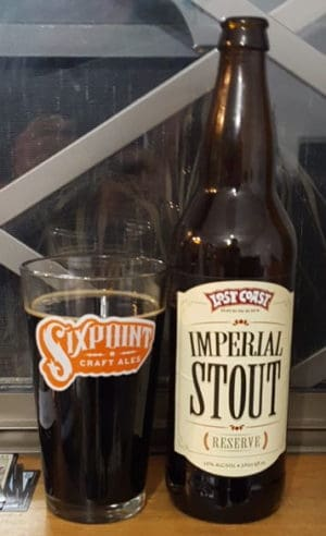 Imperial Stout (Lost Coast)